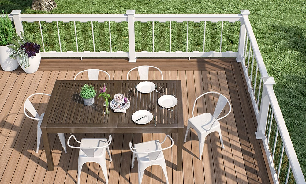 Deckorators Eovations Decking | New York Decking Distributor | Decking Lumber Distributor | Porch Decking Distributor | Composite Decking Distributor | New England Decking Distributor