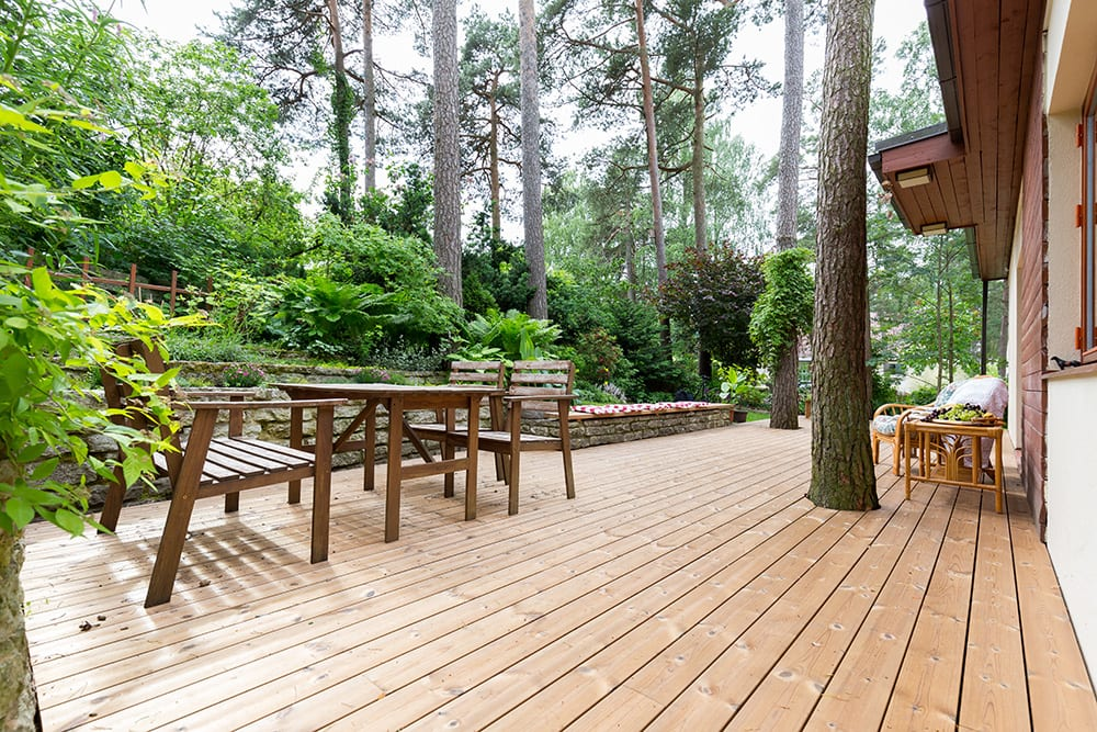 Thermory Pine Decking Distributor | Thermory Decking Distributor | Thermally Modified Wood Decking