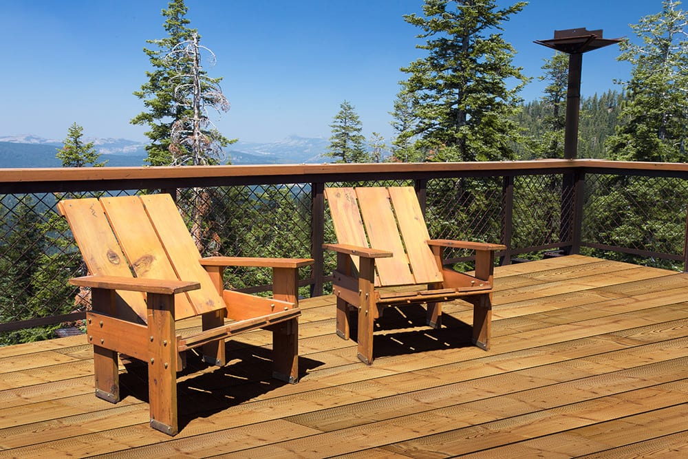 Thermory Decking Distributor | Thermory Spruce Decking Distributor | Thermally Modified Spruce Wood Decking