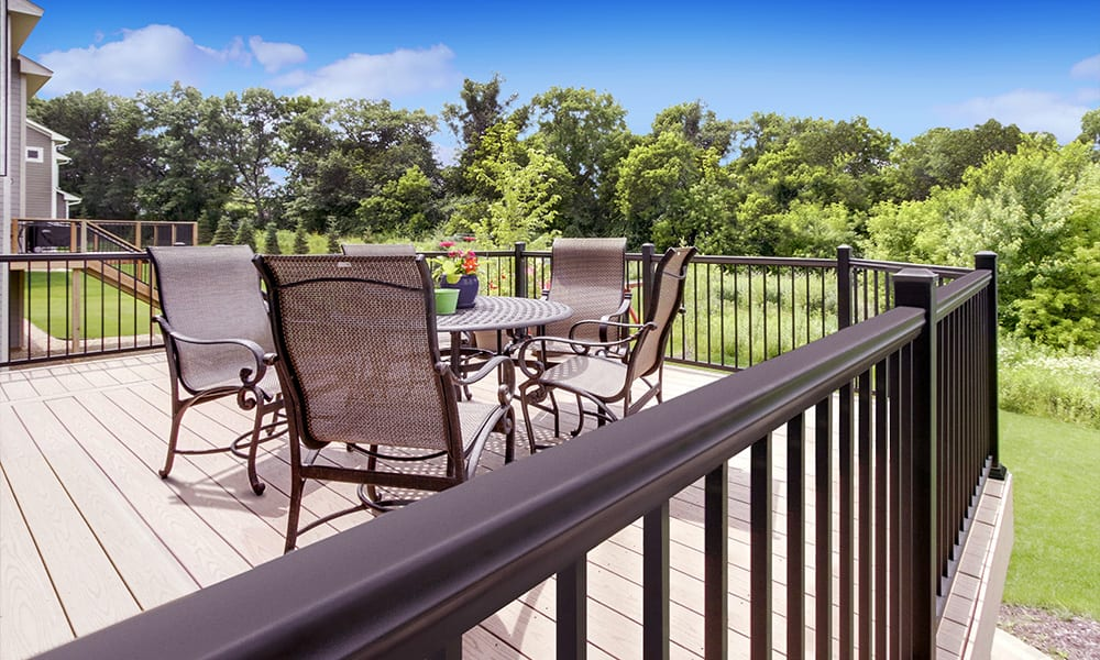 New York Harmony Railings Distributor | Harmony Railings System | New England Railings Distributor