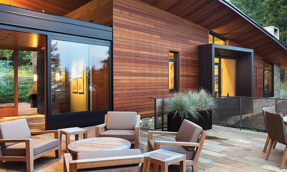 New York Western Red Cedar Siding Distributor | Western Red Cedar Cladding Distributor | New England Western Red Cedar Siding Distributor