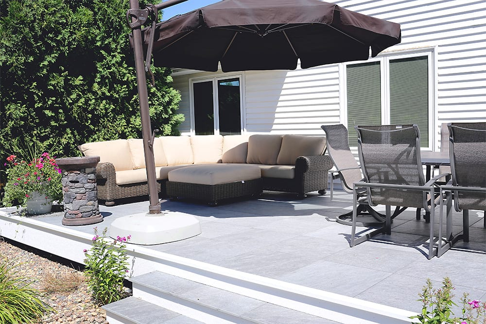 MBrico Porcelain Tile Decking | MBrico Decking Distributor | Residential Stone Decking | New York & New England | Northeast US