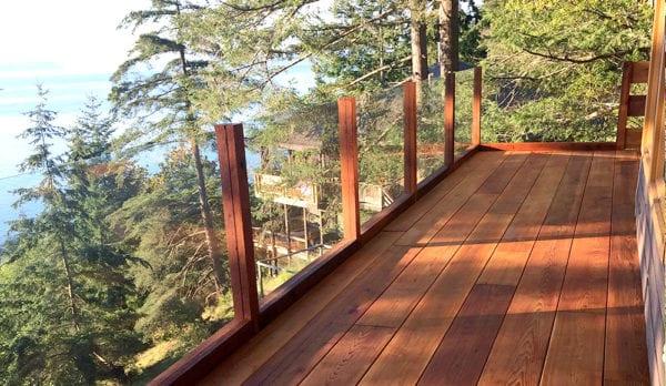 Western Red Cedar Decking Finishing | Real Cedar Decking Finishes | Real Cedar Decking Distributor | Cedar Decking Distributor New York