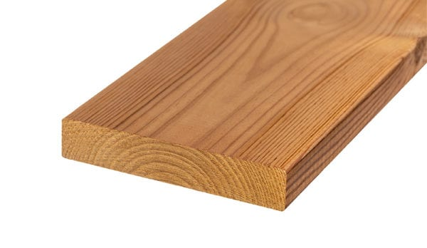 Thermory Decking Consistent Pine Color | Thermory Benchmark Pine Distributor | Heartwood Pine