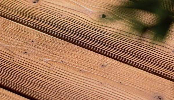 Thermory Kodiak Texture | Spruce Decking Texture | Thermally Modified Spruce Decking