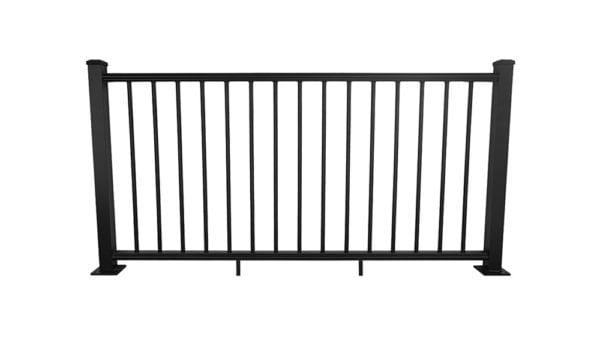 Deckorators ALX Classic Railing System | Deckorators Aluminum Railing System | Powdercoat Aluminum Railings | Aluminum Railing Distributor New York