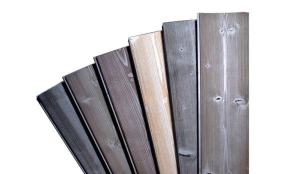 Rustic Wood Colors | Reclaimed Wood Colors | Weathered Wood Boards