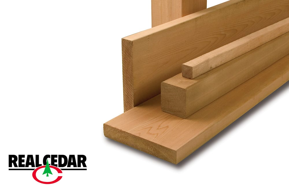 Western Red Cedar Outdoor Products | Real Cedar Outdoor Lumber Distributor | Cedar Dimensional Lumber | Real Cedar Outdoor Timbers