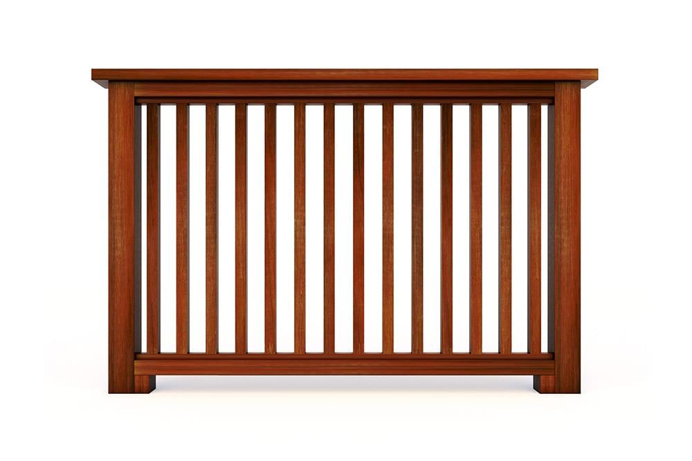 Ipe Wood Railing | Ipe Deck Railing | Exotic Hardwood Railing | Beleza Railing Distributor