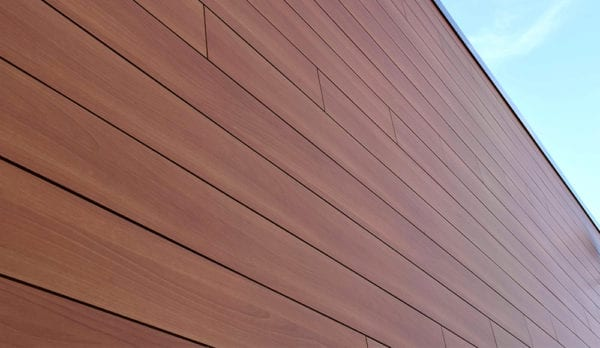 Pura® NFC by Trespa | Weather Resistant Composite Siding | Trespa Wood Look Siding | Wood Look Composite Siding | Trespa Distributor New York | Trespa Distributor New England