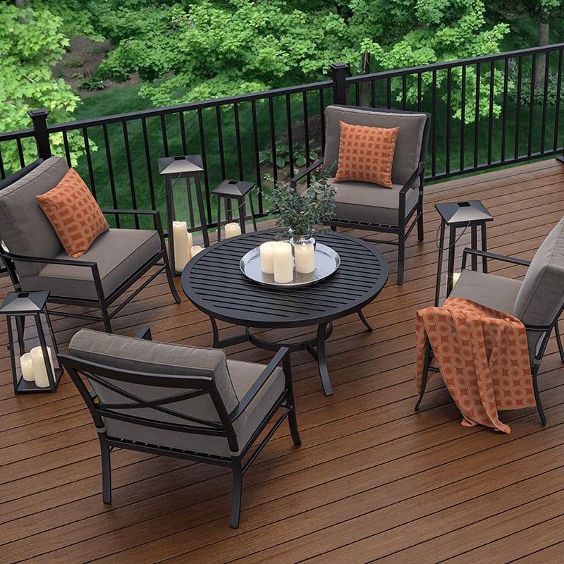 Wood Plastic Composite Decking | Deckorators Trailhead Pathway Decking | Deckorators Composite Decking Distributor | Affordable Composite Decking