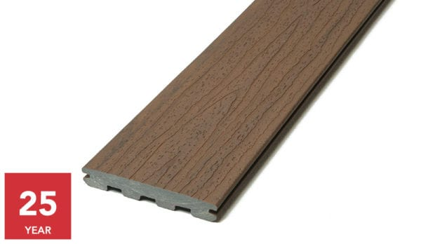 Deckorators Trailhead Grooved Edge Decking | Deckorators Trailhead Pathway Decking | Deckorators Affordable Composite Decking | Composite Decking Distributor New York