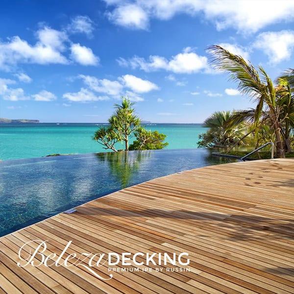 Ipe Hardwood Decking | Brazilian Ipe Decking | Exotic Hardwood Decking | Beleza Decking Distributor